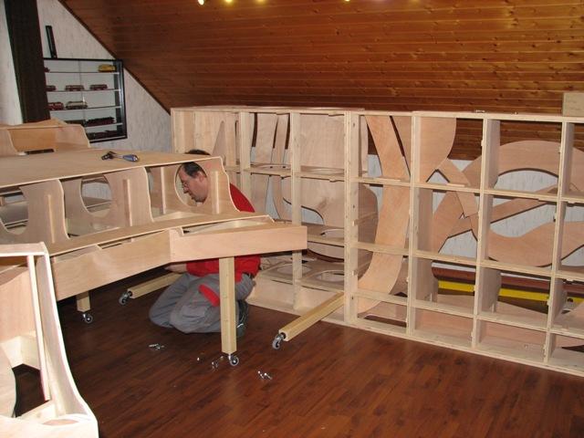 262 lieferung und aufbau brima modellanlagenbau. Black Bedroom Furniture Sets. Home Design Ideas