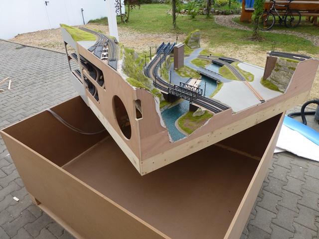 283 lieferung und aufbau brima modellanlagenbau. Black Bedroom Furniture Sets. Home Design Ideas
