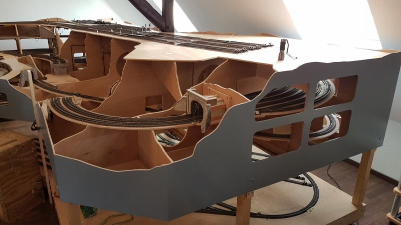 349 lieferung und aufbau teil 2 brima modellanlagenbau. Black Bedroom Furniture Sets. Home Design Ideas