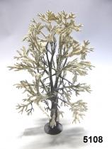 5108 - Laubbaum 18cm mit Schnee