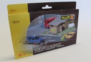 3230 Verkehrszeichen Set Faller